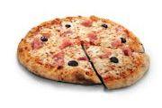 Pizza Jambon-Mozzarella - 13009, 13008, 13010