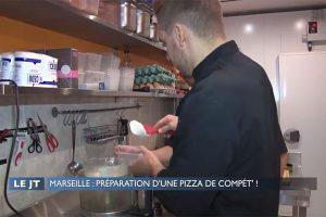 Reportage TV sur Franceschi Pizza Marseille